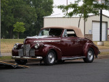 1940 Chevy Coupe Convertable