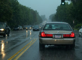 Snelling Ave. In the Rain