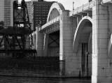 Robert Street Bridge and RR Bridge