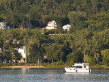 Hudson, WI from the MN side of the River