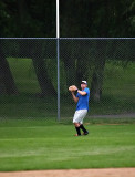 Never Let Up on the Left Fielder