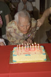 Grandpa's 90th Birthday