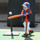The Littlest Little Leaguer
