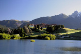 Llao Llao Golf Resort. Bariloche