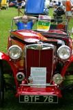 1937 MG TA