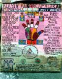 fortune teller's poster billboard