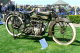 1915 Excelsior Twin