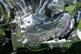 Push Comes to Shove motor detail