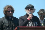 Charly Boorman, Willy G. Davidson and Alain de Cadenet