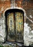 Old Doorway, Hall im Tyrol