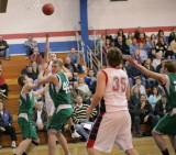 Seton Catholic Central High School's Boys Varsity Basketball Team versus Chenango Forks