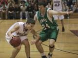 Seton Catholic Central High School's Boys Varsity Basketball Team versus Johnson City