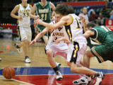 Regional Divisions I & II High School Basketball Games at The Stop DWI Tournament in Binghamton, NY