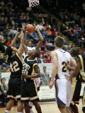 National Division High School Basketball Games at The Stop DWI Tournament in Binghamton, NY