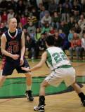 Seton Catholic Central High School's Varsity Basketball Team versus Chenango Forks