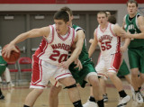 Seton Catholic Central High School's Varsity Basketball Team versus Chenango Valley