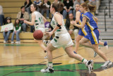 Seton Catholic Central's Girls Varsity Basketball Team versus Oneonta HS in the Section Four Tournament