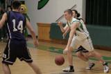 Seton Catholic Central's Boys Varsity Basketball Team versus Dryden HS in the Section Four Tournament