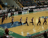 Sidney High School versus Schenectady Christian in the Class C Semifinals of the NYSPHSAA State Championship Tournament