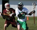 Seton Catholic Central's Boys Lacrosse Team versus Whitney Point High School