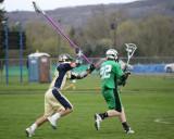 Seton Catholic Central's Boys Lacrosse Team versus Elmira Notre Dame High School