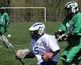 Seton Catholic Central's Boys Lacrosse Team versus Batavia High School