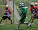 Seton Catholic Central's Boys Lacrosse Team versus Manlius Pebble Hill School