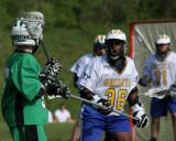 Seton Catholic Central's Boys Lacrosse Team versus Oneonta High School
