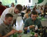 The Seniors' Banquet for the Class of 2007 at Seton Catholic Central High School in Binghamton, New York