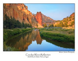 Crooked River Reflection.jpg (Up To 30 x 45)