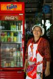 Thai vending lady