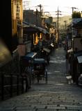 Gion street, Kyoto