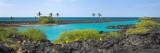 Kiholo Bay panoramic view