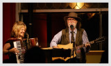 Lou & Peter Berryman play the Greenman Music Hall