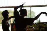Michellen Dance in the Greenman Music Hall
