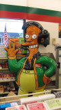 Apu says Goodbye