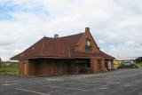Davenport, Rock Island and Northwestern Depot at Moline Illinois