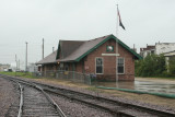 Evansville Wisconsin. CNW Depot.JPG