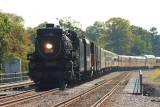 CPR Empress 2816, 4-6-4 Steam Locomotive