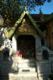 Hermit Monument