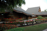 Home of Thai King's mother