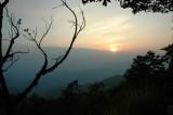 Doi Chang Mub sunset