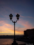 Sunset from Borgo Marinaro