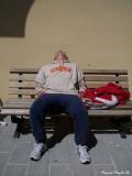 Love sleeping in sunlight