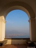 Vesuvio from Certosa S. Martino