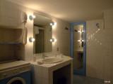 Bathroom washer