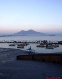 Vesuvius skyline
