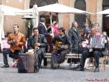 Roma - Street musicians