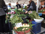 Roma - Campo de Fiori market