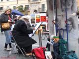 Roma - Piazza Navona atelier